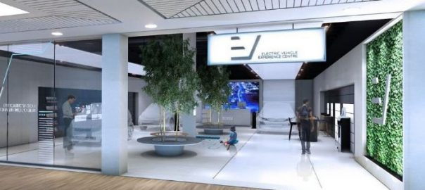 Milton Keynes EV Experience Centre