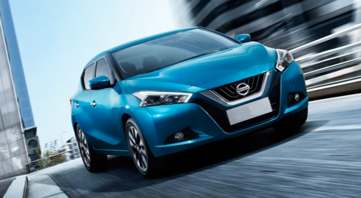 This is a screenshot of a video featuring the all-new Nissan Leaf EV (Image: HouseBear/YouTube)