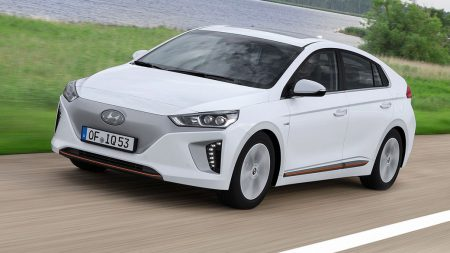 Hyundai IONIQ Electric (Image: Car Magazine)