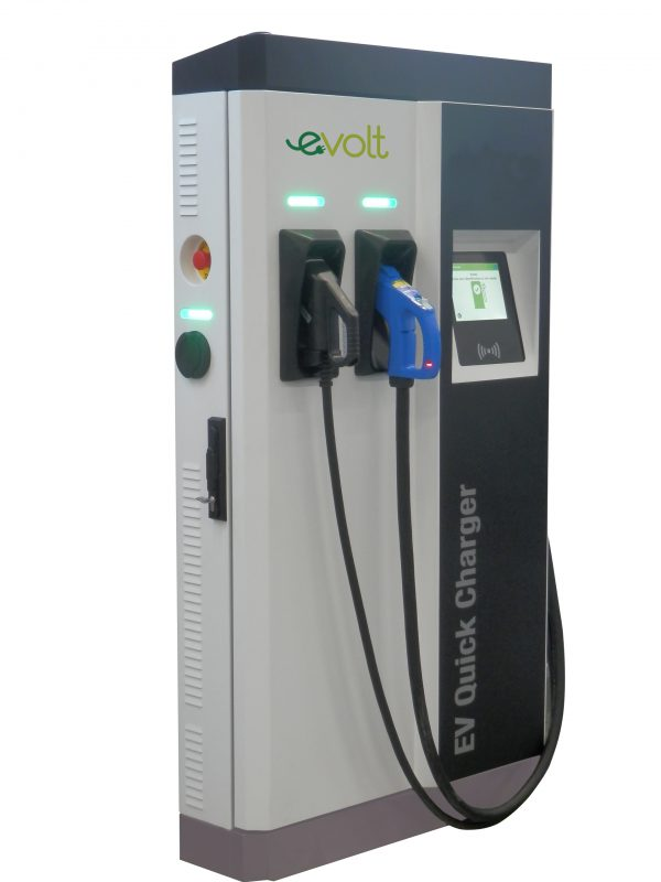 Evolt Launch Third Generation Rapid Ev Charger A New