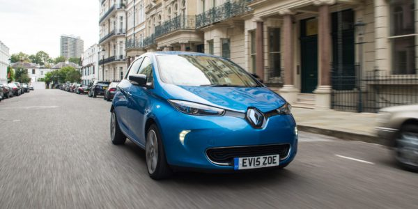 A third of Britons set to make switch to electric cars