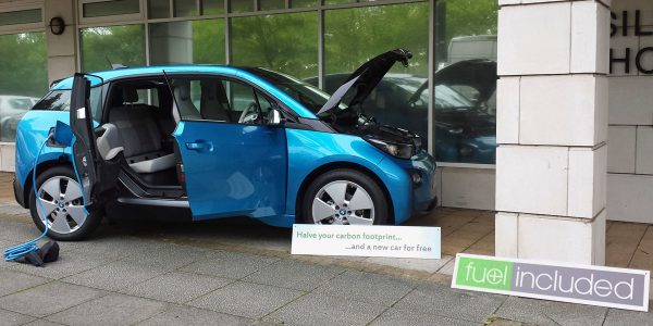 Our First Milton Keynes Electric Car Event