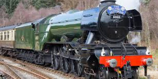 Is it Beyonce or the Flying Scotsman?