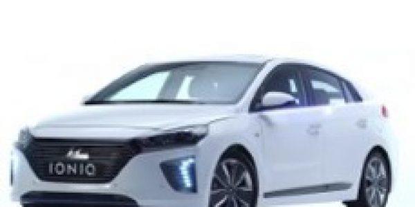 Hyundai IONIQ Electric Lease Prices