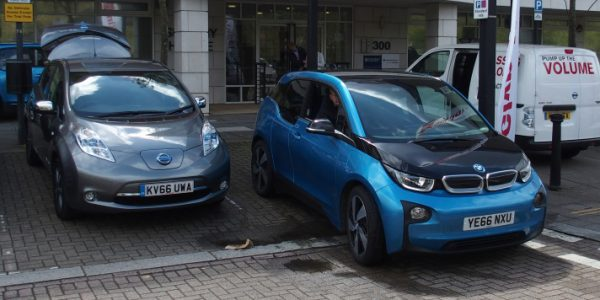 Electric Car Day – A great Success for our Milton Keynes Multi-Car Test Drive Event