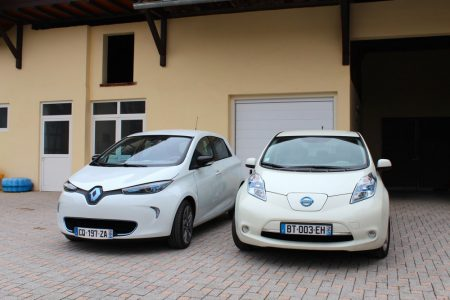 Renault ZOE and Nissan Leaf - cheap cars for sale