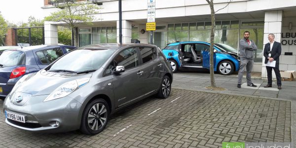 Electric Car Day – Focus on Nissan