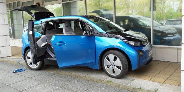 Electric Car Day – Focus on BMW i3