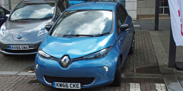 Electric Car Day – Focus on Renault ZOE