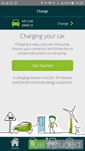 Rapid Charging Step 4: Get Started (Image: T. Larkum)