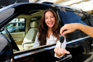 Electric car lease UK