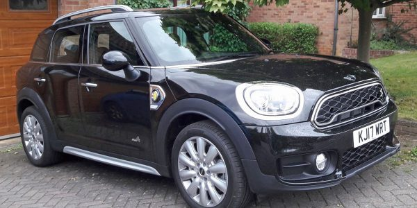 MINI Countryman Plug-in Hybrid Electric Vehicle (PHEV) – First Impressions