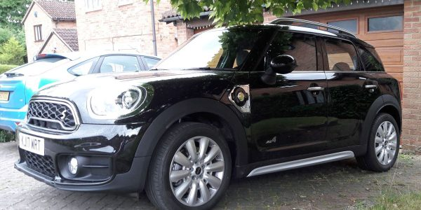 MINI Countryman Plug-in Hybrid Electric Vehicle (PHEV) – Part 2: Driving and Charging
