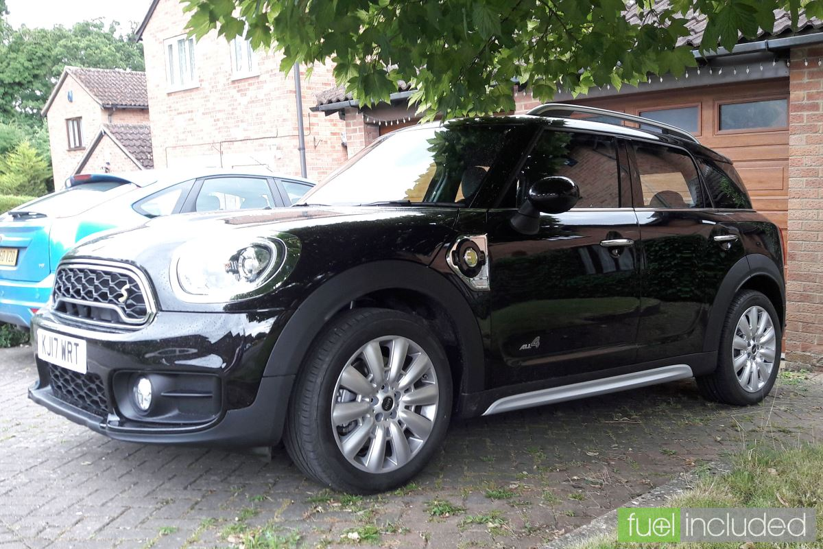 mini countryman plug in hybrid electric vehicle phev part 2 driving and charging a new. Black Bedroom Furniture Sets. Home Design Ideas