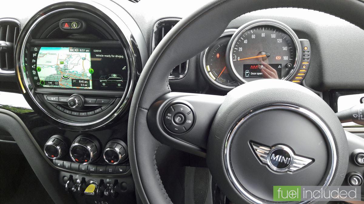 MINI Countryman Plug-in Hybrid Electric Vehicle (PHEV
