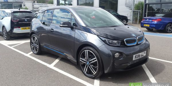 Premier Used BMW i3 Available Today for £499pm