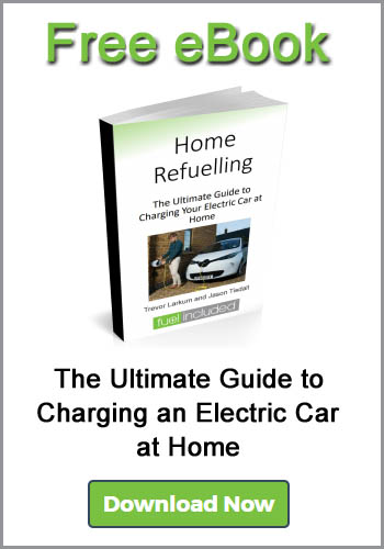 Free eBook Electric Car Home Charging
