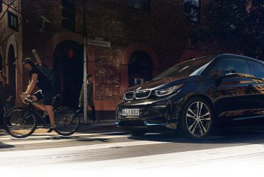 BMW i3 All-Electric (Image: BMW)