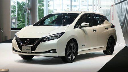 Nissan Leaf (Image: Qurren/Wikipedia)