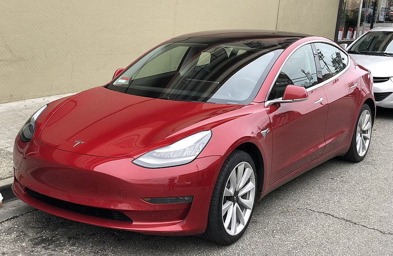 Tesla Model 3 outsells entire BMW car lineup in August ...
