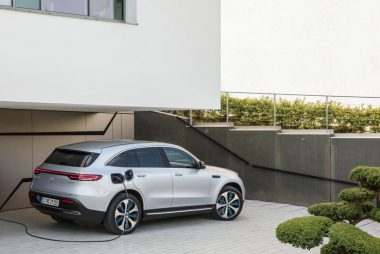 Mercedes-Benz EQC (Image: Mercedes-Benz)
