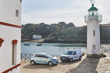 Groupe Renault unveils France's first Smart Island on Belle-Île-En-Mer (Image: Renault)