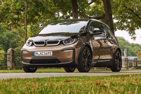 BMW i3 120Ah (Image: BMW)