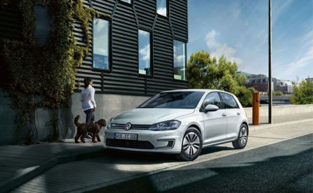 VW e-Golf (Image: Volkswagen.co.uk)