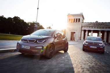 BMW i3 and i3S 120Ah (Image: BMW Group)