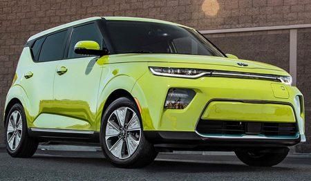 Kia Soul EV 2020 (Image: Kia.com)