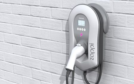 Zappi 2018 EV Charge Point (Image: myEnergi)