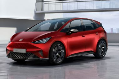Seat el-Born Concept electric car (Image: Seat)