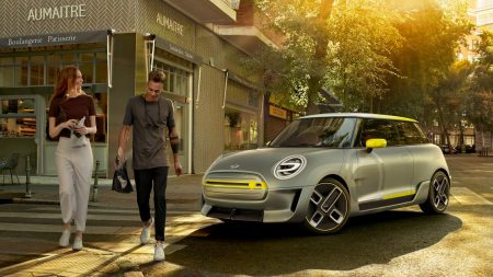 MINI Cooper Concept (Image: MINI)