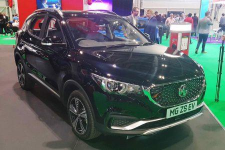 MG ZS EV (Image: Auto Express)