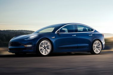 Tesla Model 3 (Image: Tesla.com)
