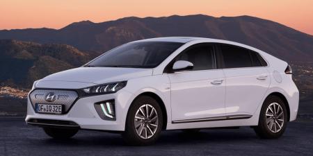 2020 Hyundai IONIQ (Image: Hyundai)