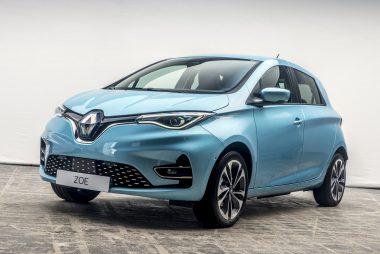 2020 Renault Zoe (Image: Renault)
