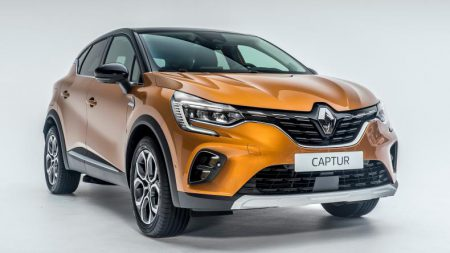Captur E-TECH Plug-in (Image: Renault)