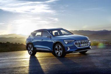 Audi e-tron (Image: Audi)