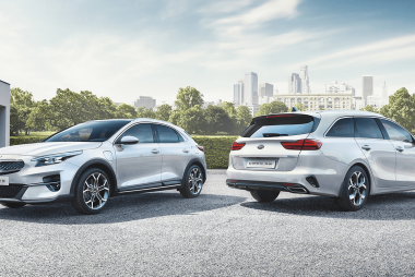 Kia Ceed Sportwagon PHEV and XCeed PHEV (Image: Kia)
