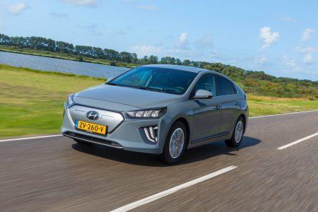 Hyundai IONIQ Electric 2020 (Image: Hyundai)