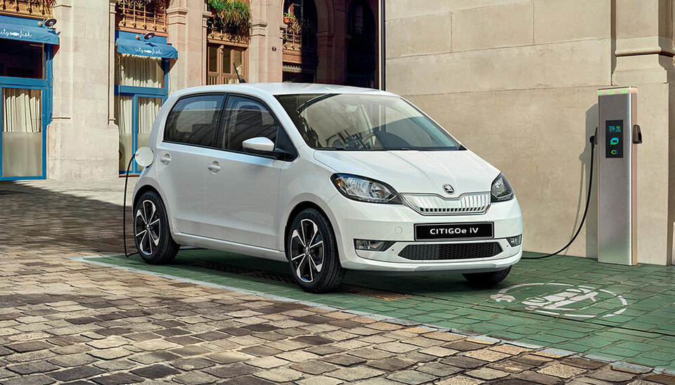 New Skoda Citigo E Iv 2020 Review Electric Vehicle News By Fuel