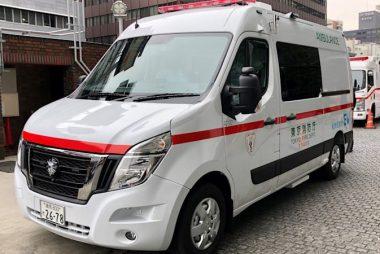 Nissan NV-400 (Renault Master ZE) Ambulance