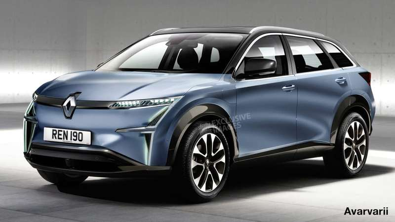 Renault will have new all-electric SUV at the end of 2021 ...