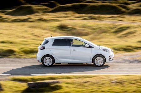 Renault ZOE Van (Image: Renault)