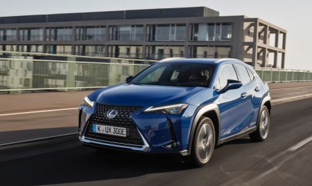 Lexus UX 300e (Image: blog.lexus.co.uk)