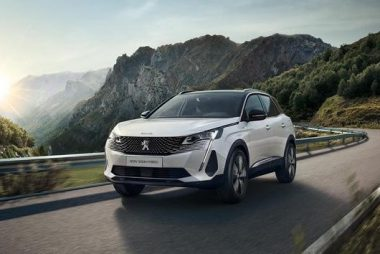 Peugeot 3008 hybrid SUV (Image: peugeot.co.uk)