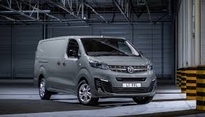 Vauxhall Vivaro-e (Image: gb-media.vauxhall.co.uk)